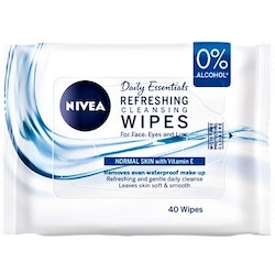 NIVEA Refreshing Cleansing Wipes, 40 st