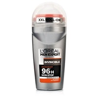 L'ORÉAL PARIS Spara till favoriter Deo Roll-On Invincible Extreme Protection 96H, 50 ml