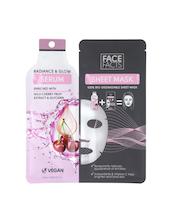 FACE FACTS Serum Sheet Mask Radiance & Glow