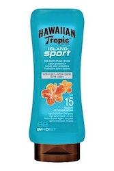 Hawaiian Tropic Island Sport Lotion SPF30 180 ml