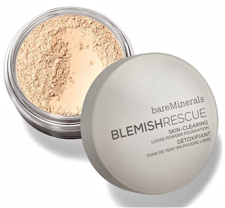 bareMinerals Blemish Rescue Skin Clearing Loose Powder Foundation Medium 3 C