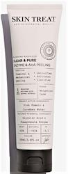 SKIN TREAT Clear & Pure Enzyme & AHA Peeling