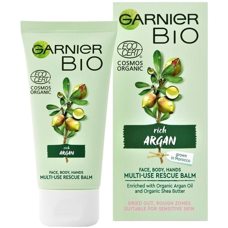 Garnier BIO Argan Multi-Use Rescue Balm 50 ml