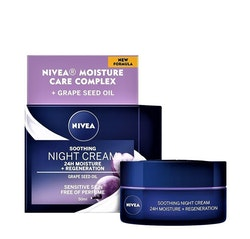 NIVEA Soothing Night Cream 50 ml