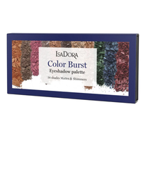 IsaDora Eyeshadow Palette Color Burst