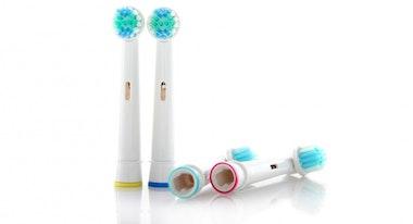 Refillborstar för Oral-B Eltandborstar