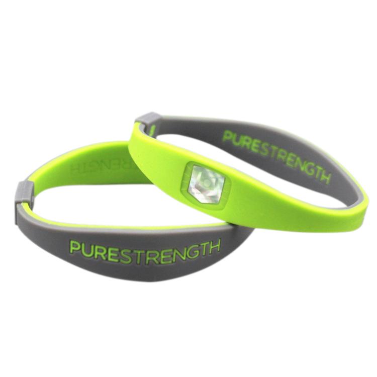 Balansarmband sport grön