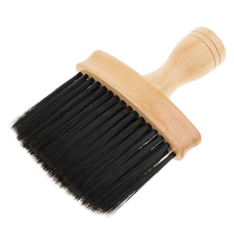 Nackborste till frisör