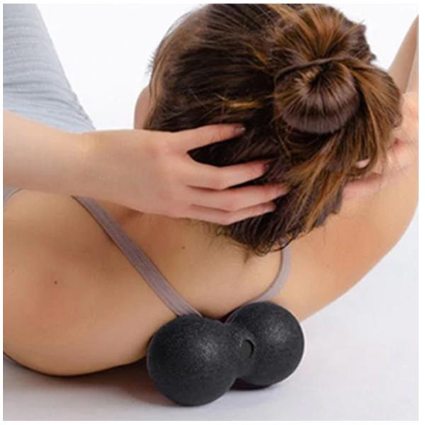 Massageboll (peanut shape)