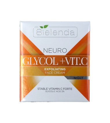 GLYCOL + VITAMIN C nattkräm