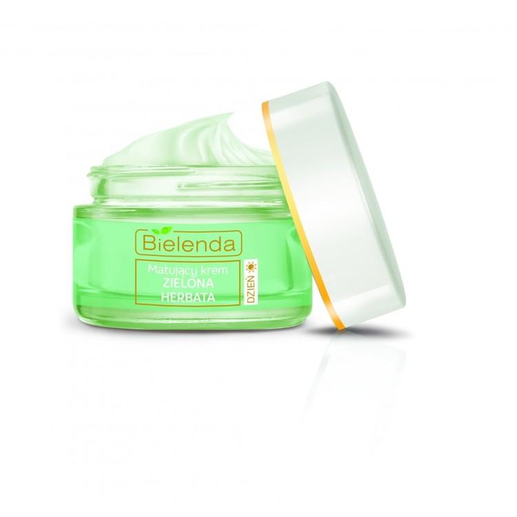 Green Tea mattifying cream