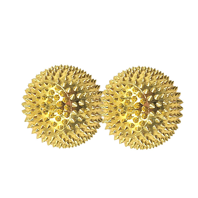 Magnetiska spikbollar (2st)