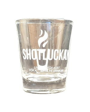Shotglas - 50ml, 6 pack