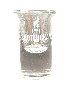 Shotglas  - 25ml 6 pack