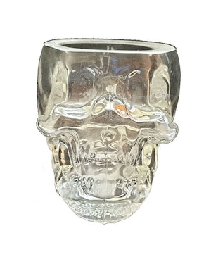 "Shotglas ""Skull"" 2 pack"