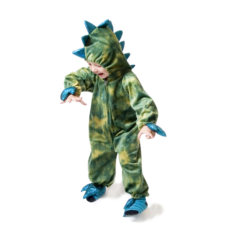 DRAGON COSTUME, ONEPIECE (4-6 YEARS)