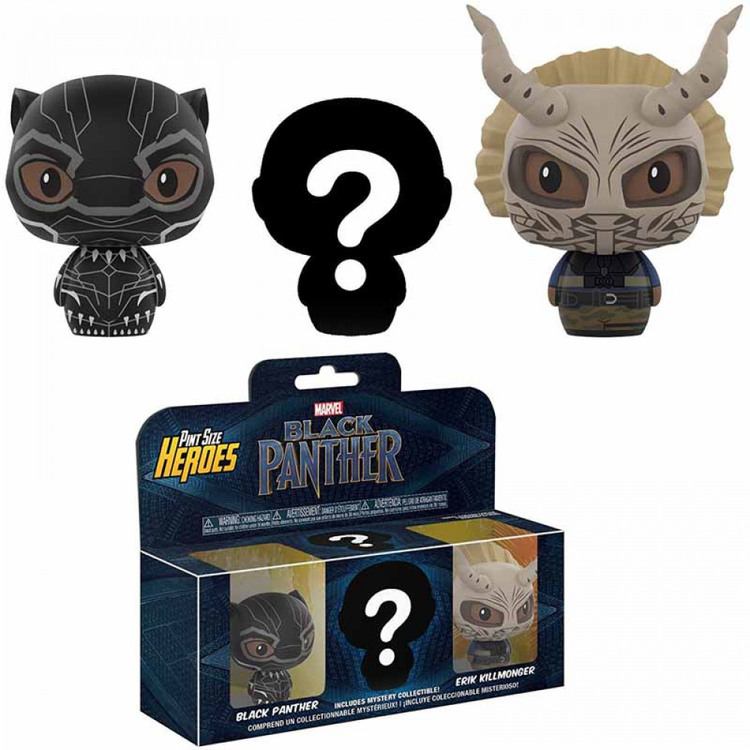 POP! Black Panther 3 Pack PSH