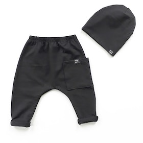 Pocket pants - Black