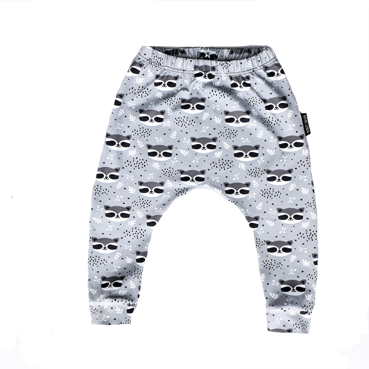 Raccoon pants