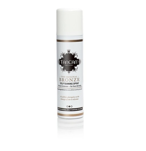TanCan Bronze self-tan spray