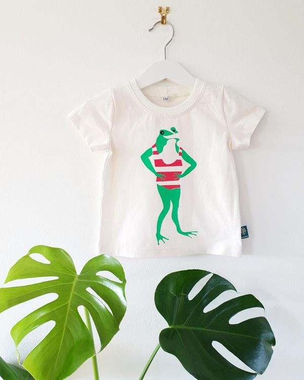 Summer Frog T-shirt