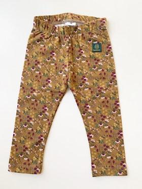Blommigt leggins