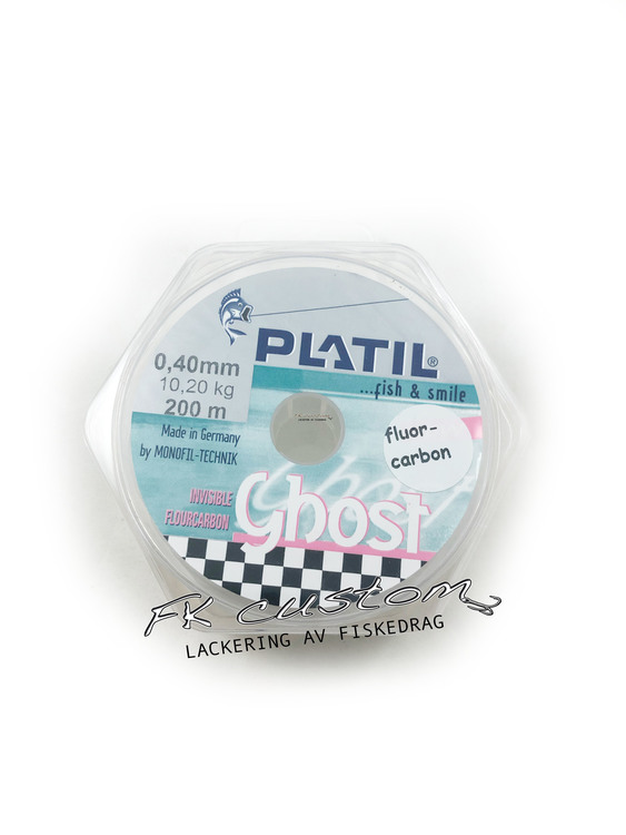 Platil Ghost 0,40mm 1x200m 10,20kg