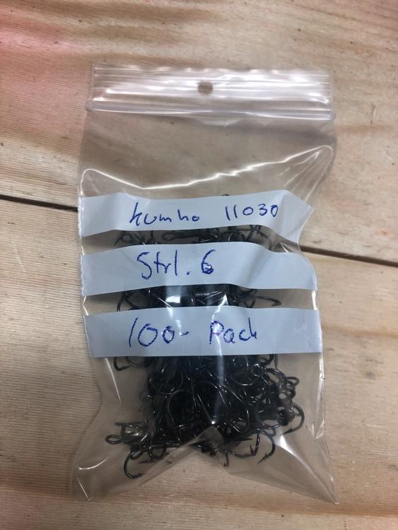 Trekrok Kumho strl 6 - 100 Pack