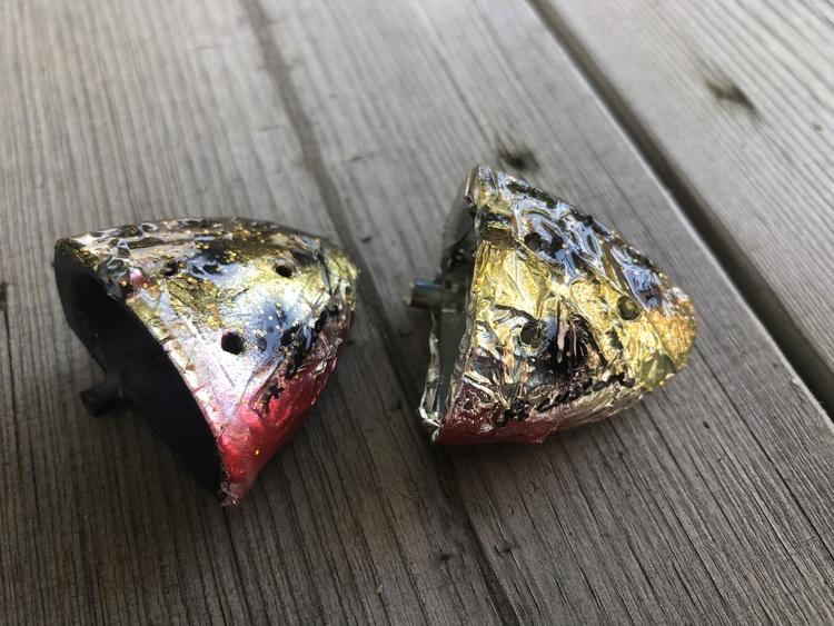 Jackpot löjskalle custom -MAGNUM - 2 pack