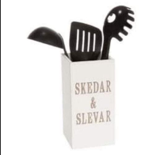 Sked & Slevar