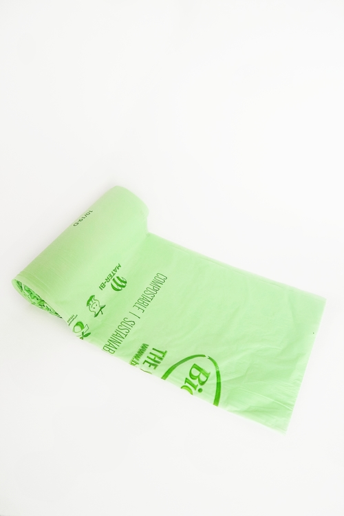 Biologiskt nedbrytbar Avfallspåse - 30 L, 25-pack