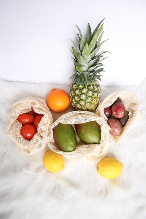 Frukt- & Grönsakspåse