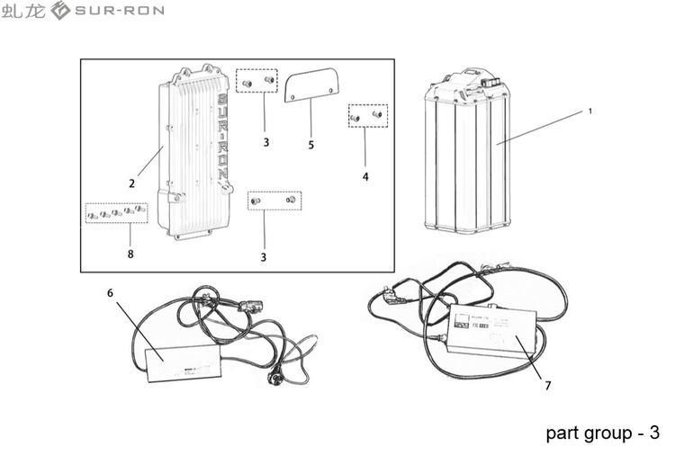 3_02 X Controller - used Prototype