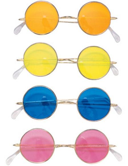hippi glasögon