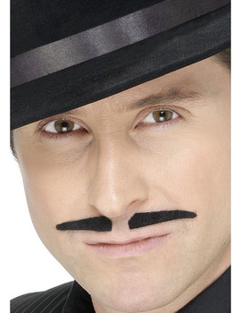 Gangster mustasche