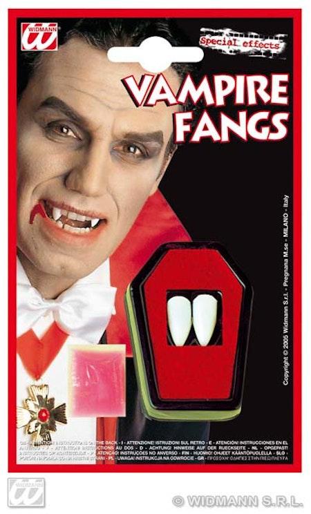 Vampyr tänder Halloween