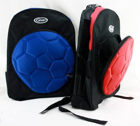 Ryggsäck med fotbollstryck Barn