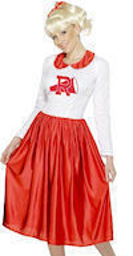 Grease Sandy dress Maskeraddräkt