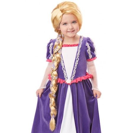 Rapunzel peruk barn