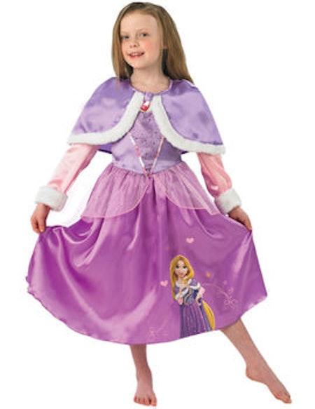 Rapunzel med cape