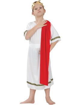Romersk kejsare barn Maskeraddräkt
