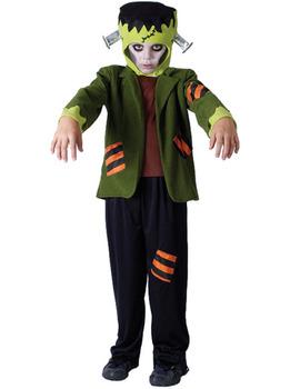 Frankenstein barn Maskeraddräkt