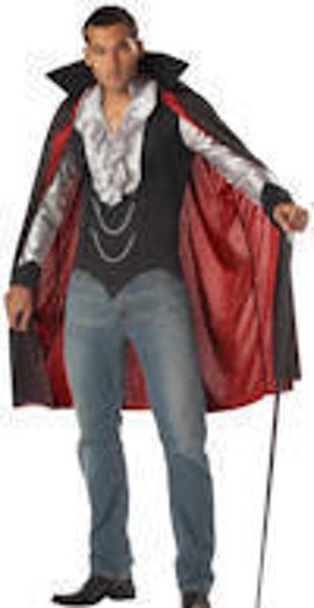 Cool Vampyr Maskeraddräkt Halloween