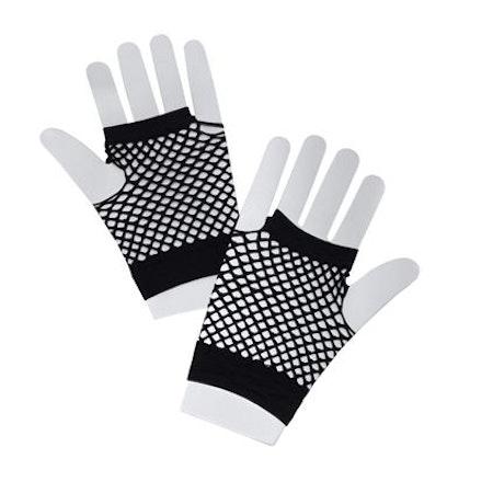 Fingerlösa näthandskar