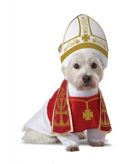 Hunddräkt Påve