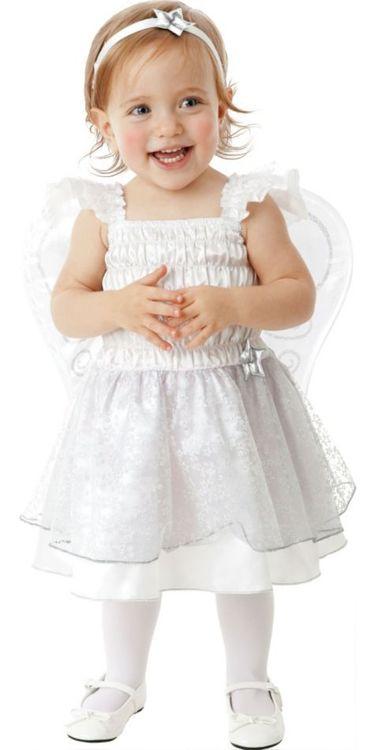 ängel baby Maskeraddräkt