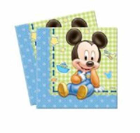 Disney Musse Pigg Mickey Mouse baby servetter