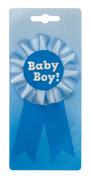 Baby Boy rosett Baby shower