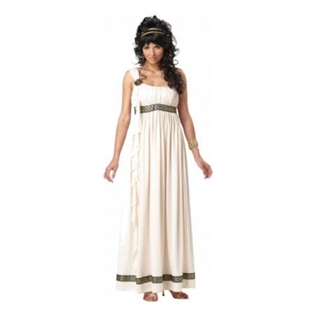 Olympisk gudinna Maskeraddräkt