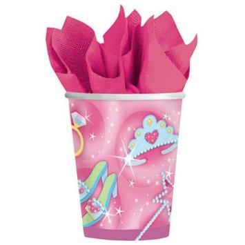 Prinsessa mugg 8-pack